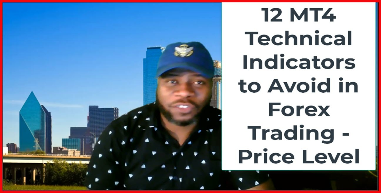 12 MT4 Technical Indicators to Avoid in Forex Trading – Price Level