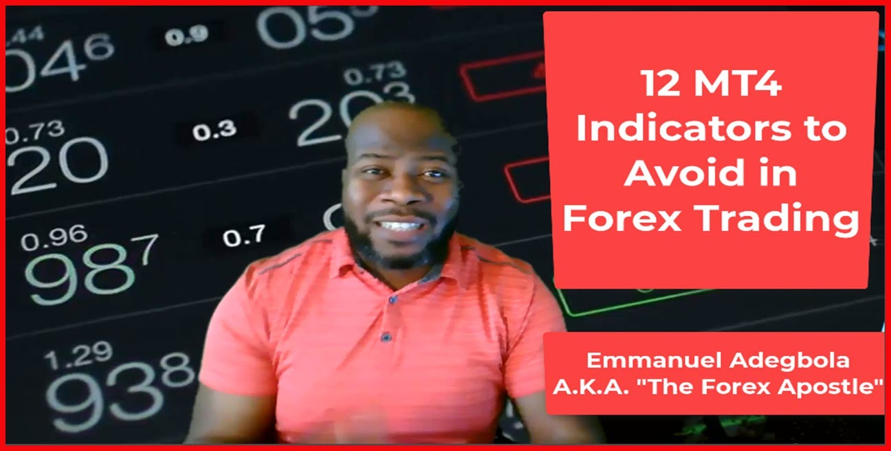 12 MT4 Technical Indicators to Avoid in Forex Trading – Part 1