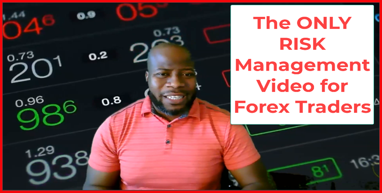 The ONLY Risk Management Video for Forex Traders