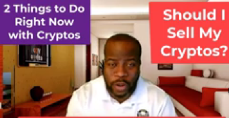 Crypto currencies – Should I sell my Cryptos