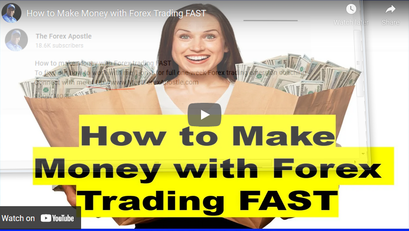 How to Make Money with Forex Trading FAST